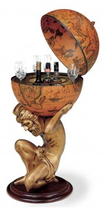 BarGlobeWorld Articles | Top 5 Reasons to Buy a Globe Liquor Cabinet
